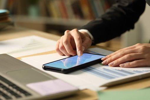 mobile form app